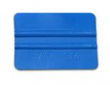 Carte Plastique Bleue 3M