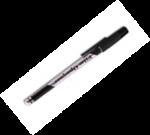 Stylo vernis noir pointe fine
